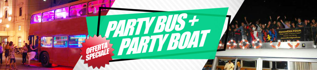 party bus boat