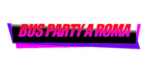 bus party roma banner: foto