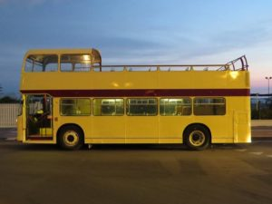 wedding bus roma: foto