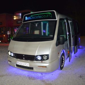 limo bus: foto