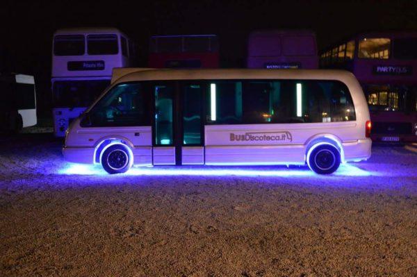 limo bus 15 posti: roma
