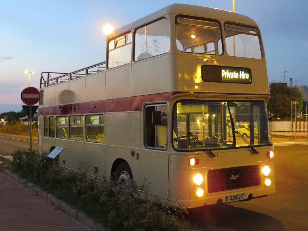 Wediding Bus Roma foto