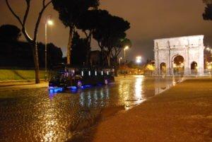 LIMO BUS ROMA