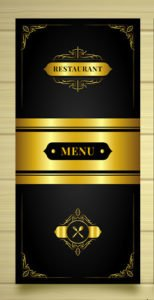 menu gold ristobus
