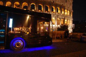 VIP LIMO BUS ROMA