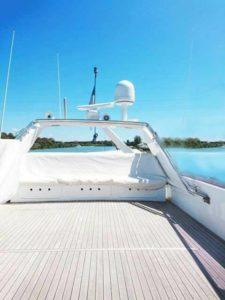 festa in barca: foto