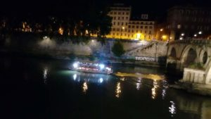 Feste in barca e party boat Roma