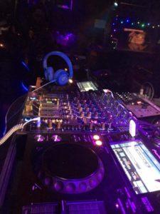 discoteca a bordo: foto