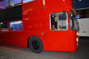 party bus Roma 50 posti