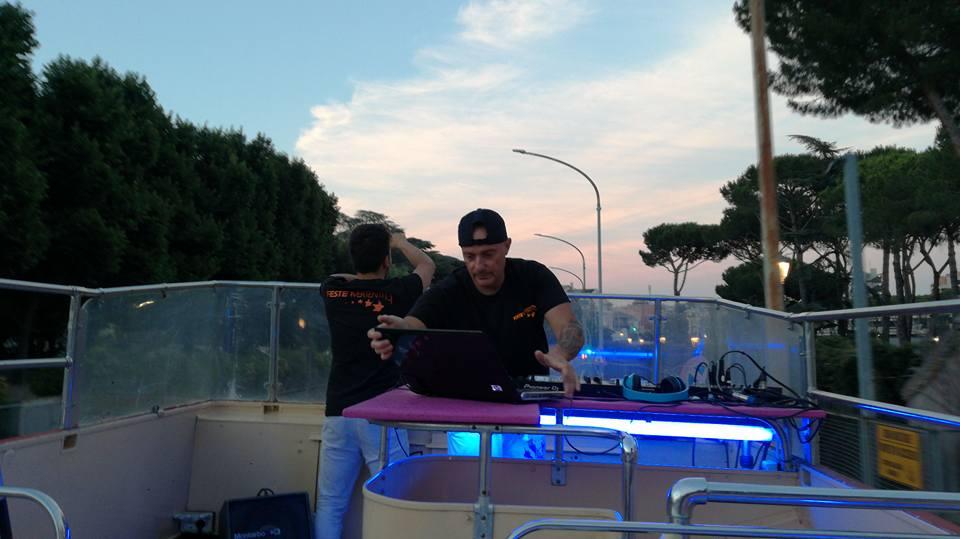 staff feste divertenti Roma