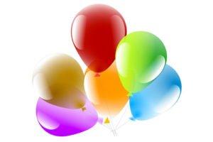 allestimento palloncini per feste