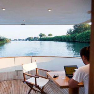 interno yacht: foto