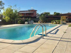 aperitivo bordo piscina: foto